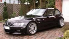 BMW Z3 Coupe 3.0i Z1, Z3, Z4, Z8 Best Car High Resolution Wallpaper Free