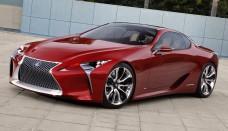 Lexus LF LC concept Amazing Desktop Backgrounds