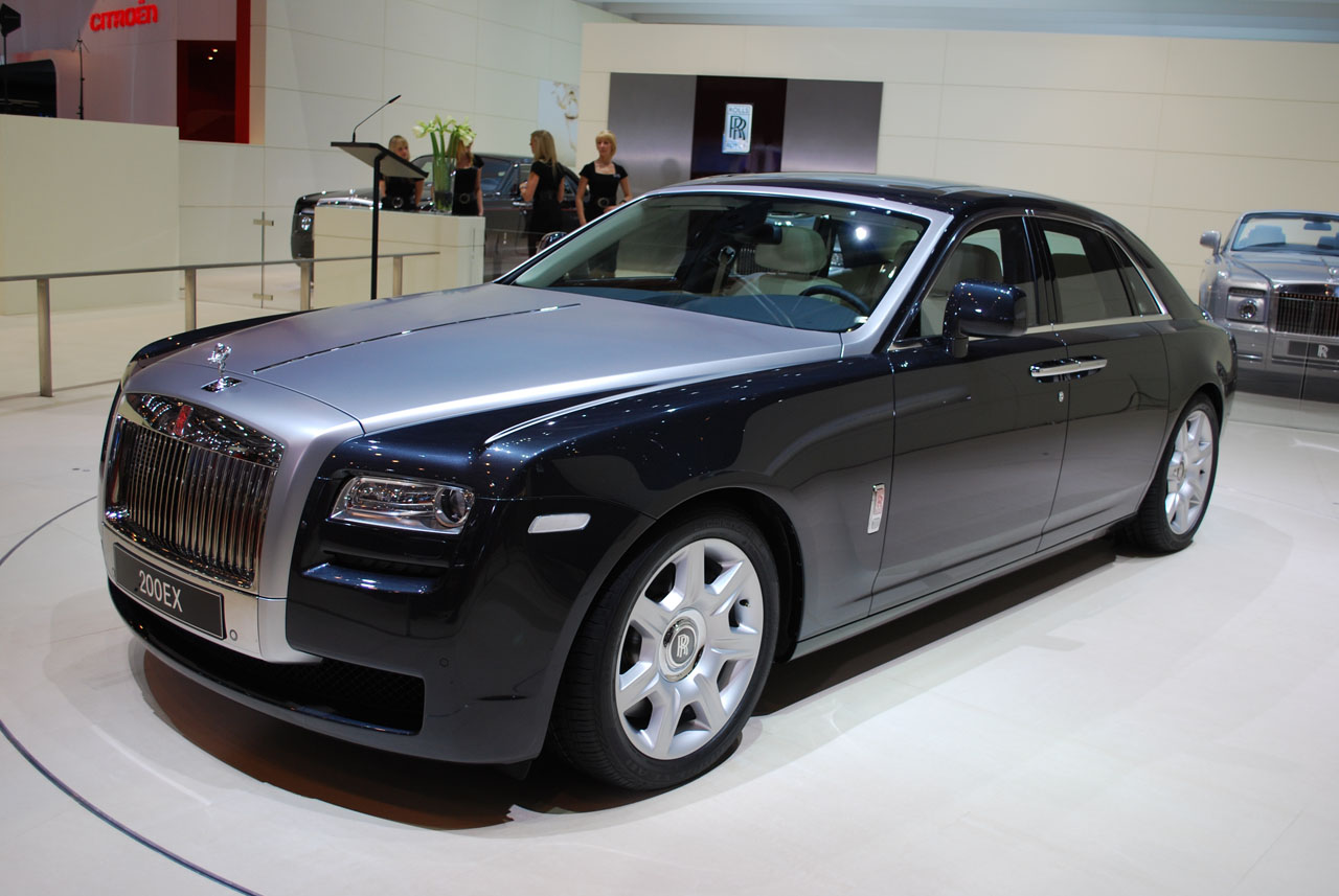 Rolls Royce 200EX Free Wallpaper For Android
