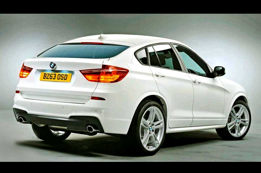 Next New X model white BMW X4 will be Released High Resolution Wallpaper Free