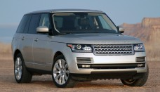 Land Rover Range Rover fd silver Car Free Download Image Of