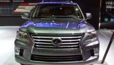 lexus lx570 detroit photos High Resolution Wallpaper Free