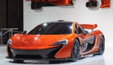 McLaren p1 paris took the wraps off its upcoming supercar Wallpapers Desktop Download