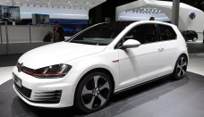 Volkswagen Golf GTI mkvii paris Concep High Resolution Wallpaper Free