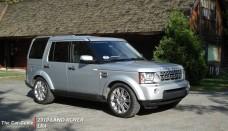 Land Rover LR4 multimedia  High Resolution Wallpaper Free