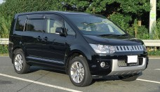 Mitsubishi Delica Motors And Then There Were image of High Resolution Picture