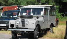 Land Rover Series 1 HT Wallpaper Backgrounds