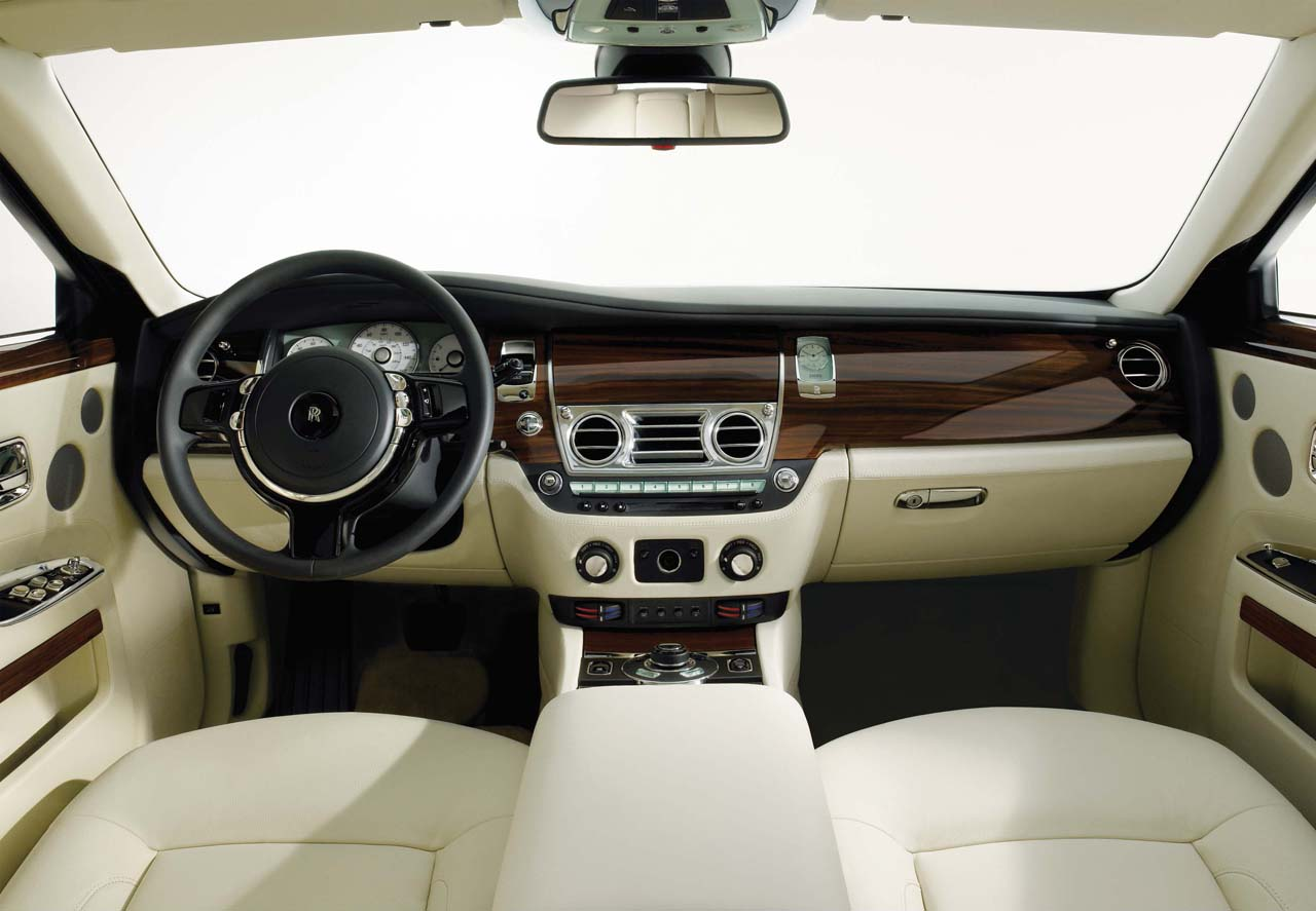 Rolls Royce 200EX Interior Wallpaper HD For Android
