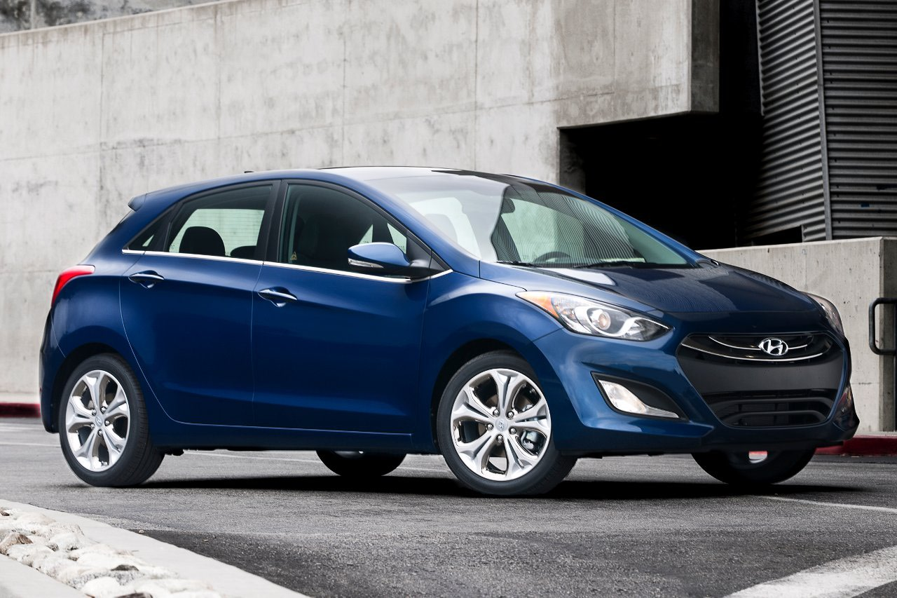 2013 Hyundai Elantra GT Car Wallpapers Desktop Download