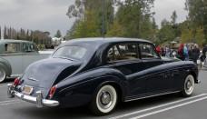 1963 Rolls Royce Silver Cloud III LWB Saloon SCT100 Screensavers For Iphone