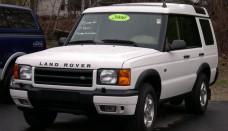Beschrijving 2000 Land Rover Discovery white photos Pose Desktop Backgrounds
