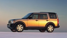 Land Rover LR3 Discovery Side Angle Wallpaper Free Download Image Of