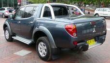 Mitsubishi Triton GLX-R  image of High Resolution Picture