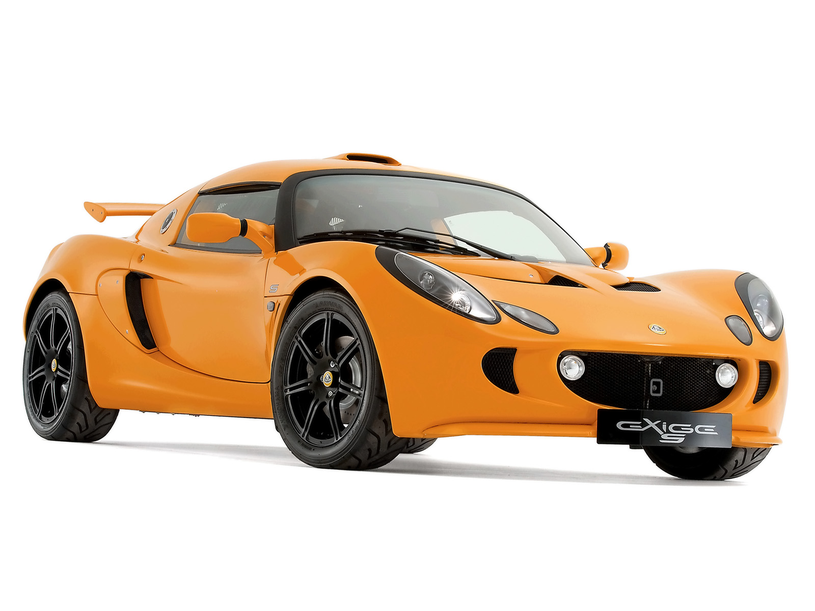 Lotus Exige S High Resolution Wallpaper Free