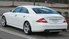 Mercedes-Benz CLS55 AMG Unlimited High Resolution Desktop Backgrounds
