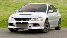 Mitsubishi Lancer Evolution IX Front Angle wallpaper Gallery Free