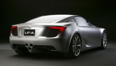 Lexus LF-A Concept Wallpaper Free Picture Download Image Of