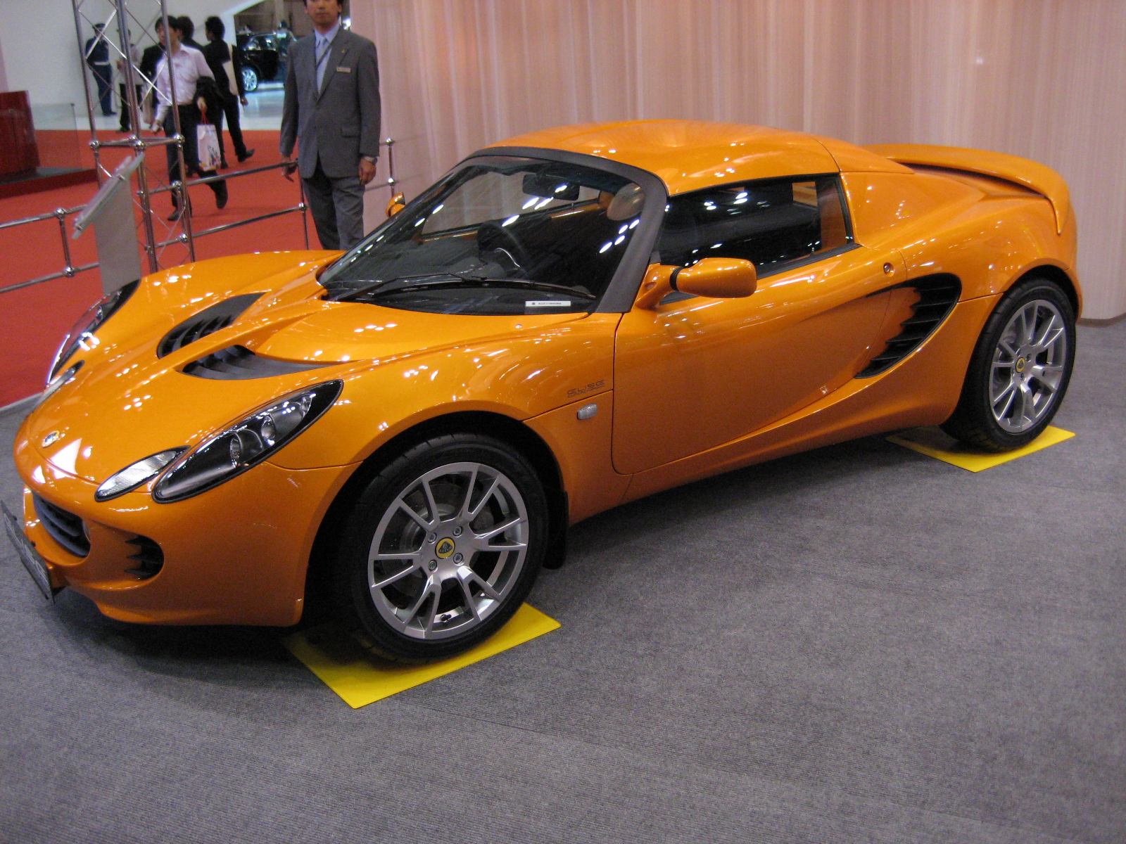 Lotus Elise SC Free Picture Download Image Of