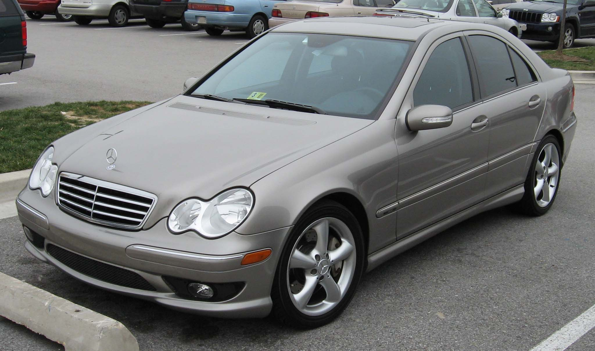 Mercedes-Benz C-Class is a leading maker of some of the finest cars Wallpaper Gallery Free