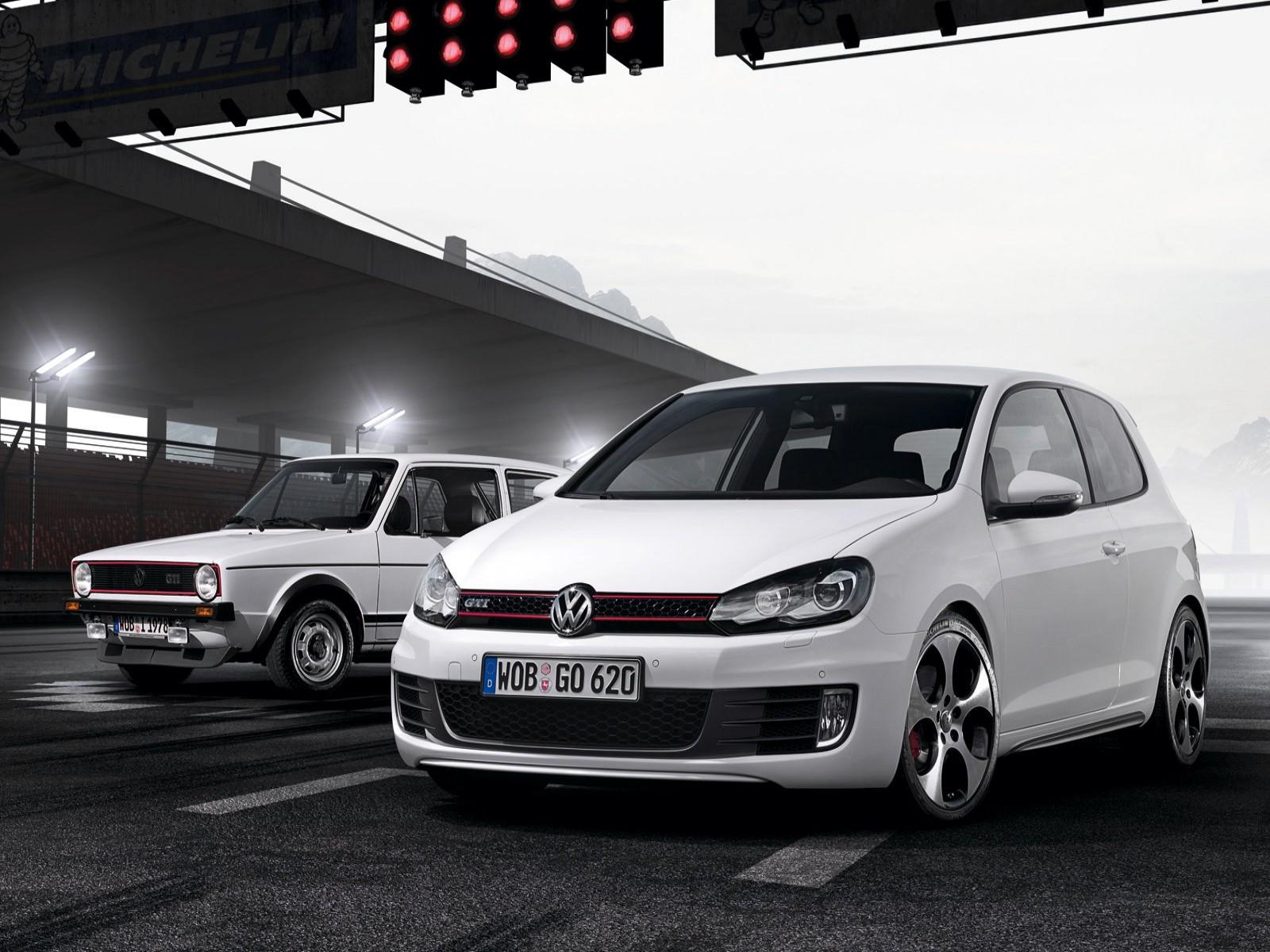 Volkswagen Golf GTI Concept Free Download Image Of