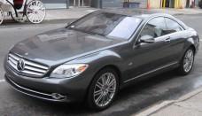 2008 Mercedes-Benz CL600 High Resolution Desktop Backgrounds
