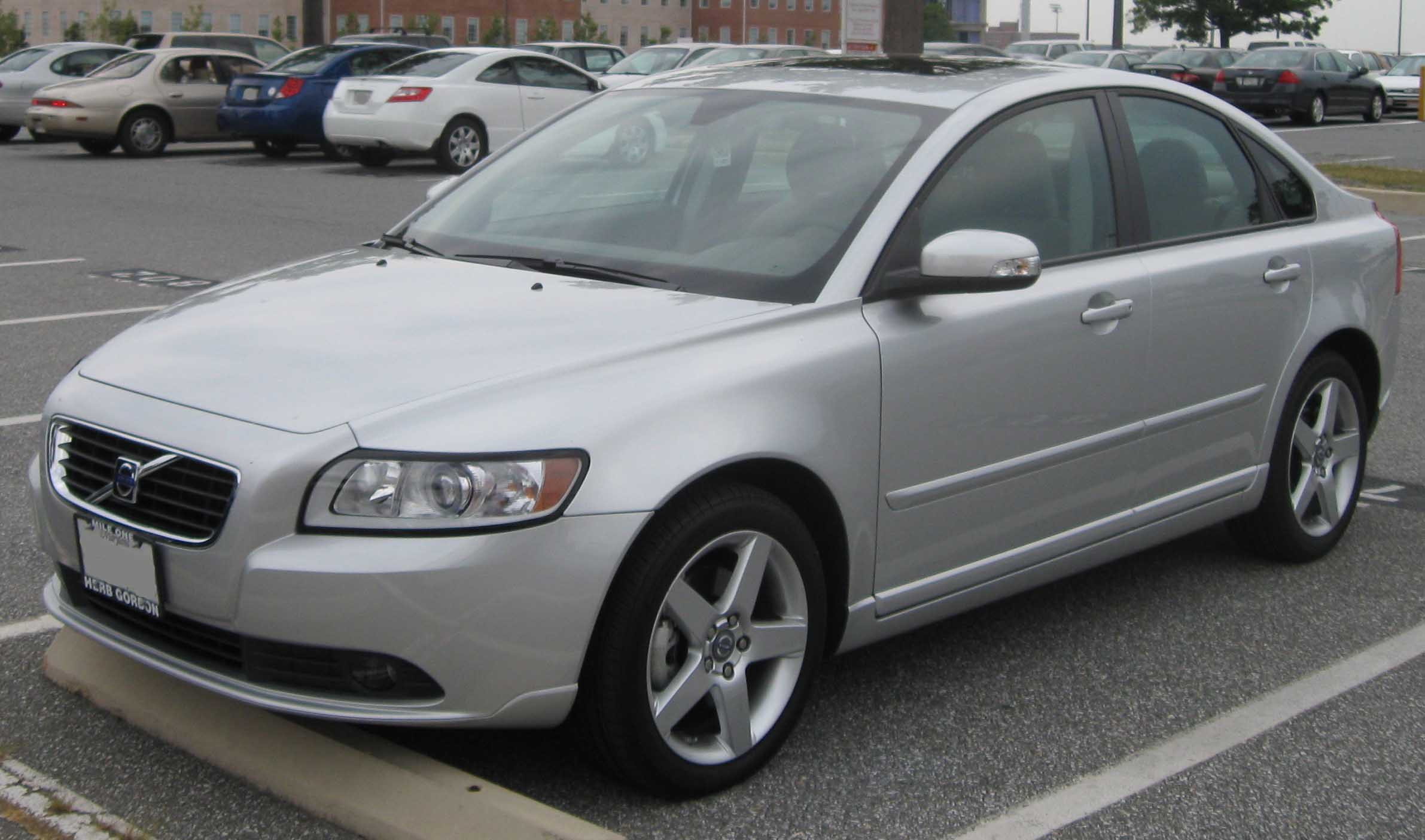 Description 2008 Volvo S40 photos Wallpaper Backgrounds