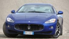 Maserati Gran Turismo S Automatic Blue Front Angle High Resolution Wallpaper Free