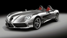 mercedes benz mclaren slr stirling moss Motor Show High Resolution Wallpaper Free