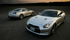 2009 Nissan GT-R Free Wallpaper For Iphone