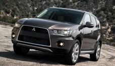 Mitsubishi Outlander GT Desktop Backgrounds