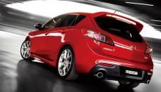 2010 Mazda 3 MPS Motor Show High Resolution Wallpaper Free
