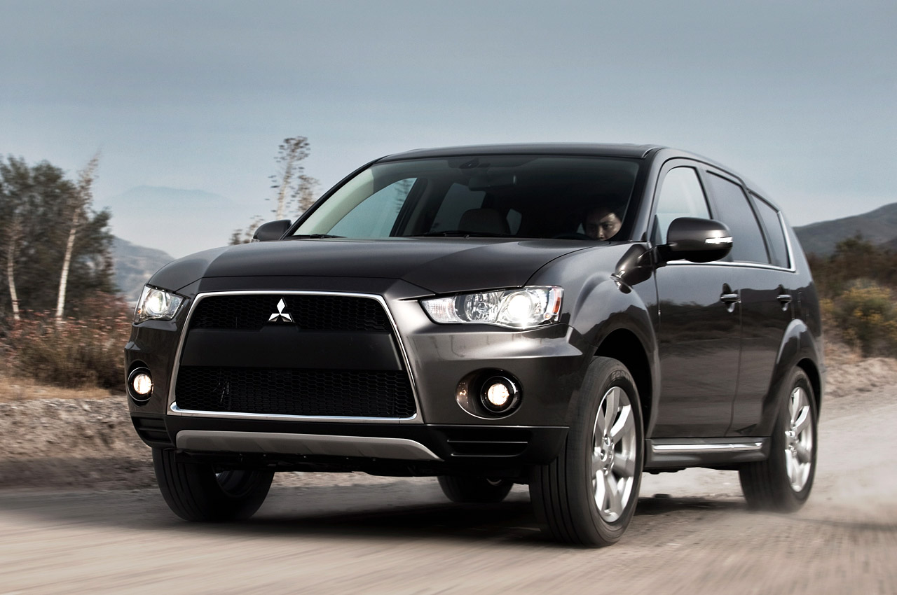 Mitsubishi Outlander GT Review photo Cars and Pictures Wallpapers Download