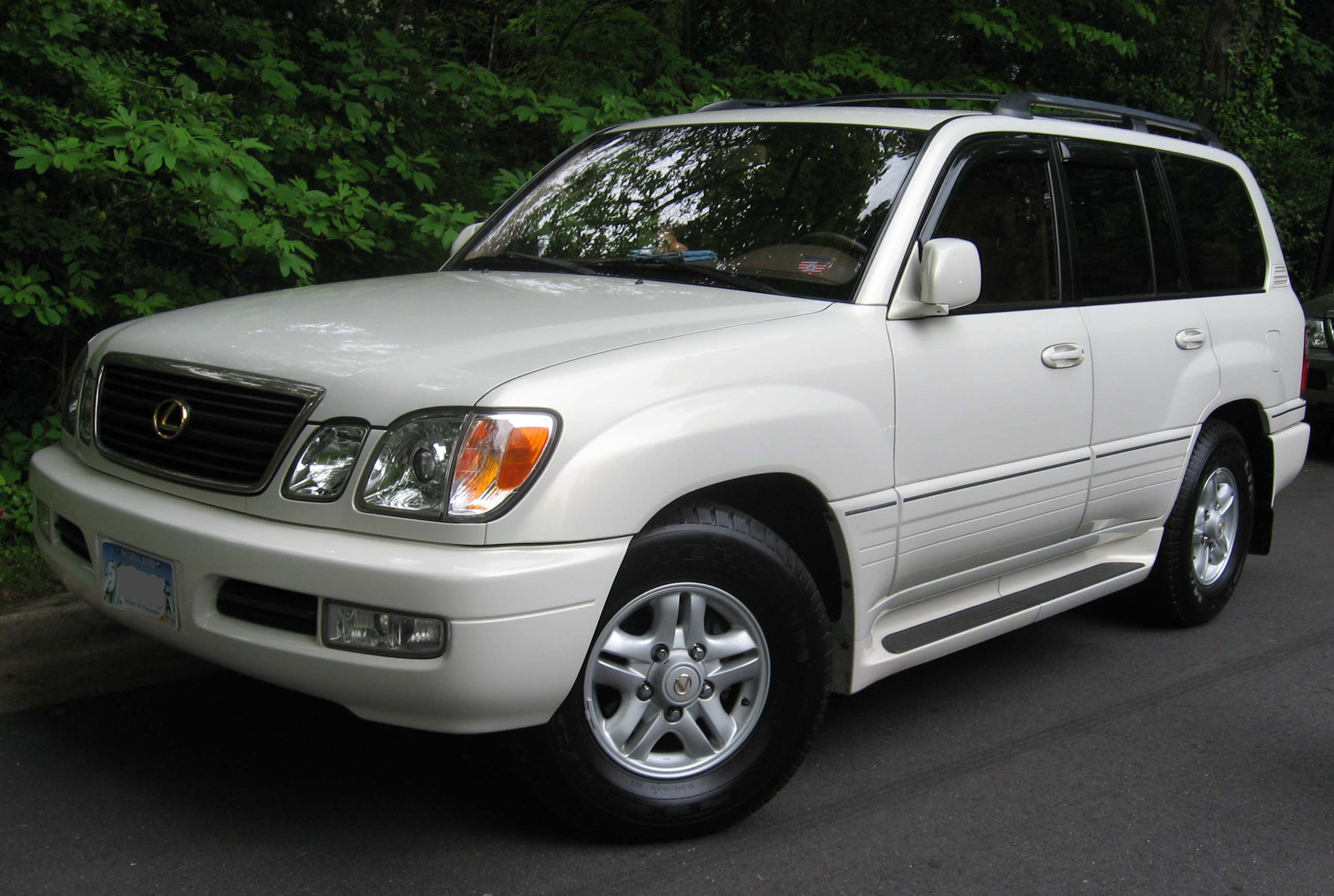 Lexus LX 470 Free Picture Download Image Of Wallpaper