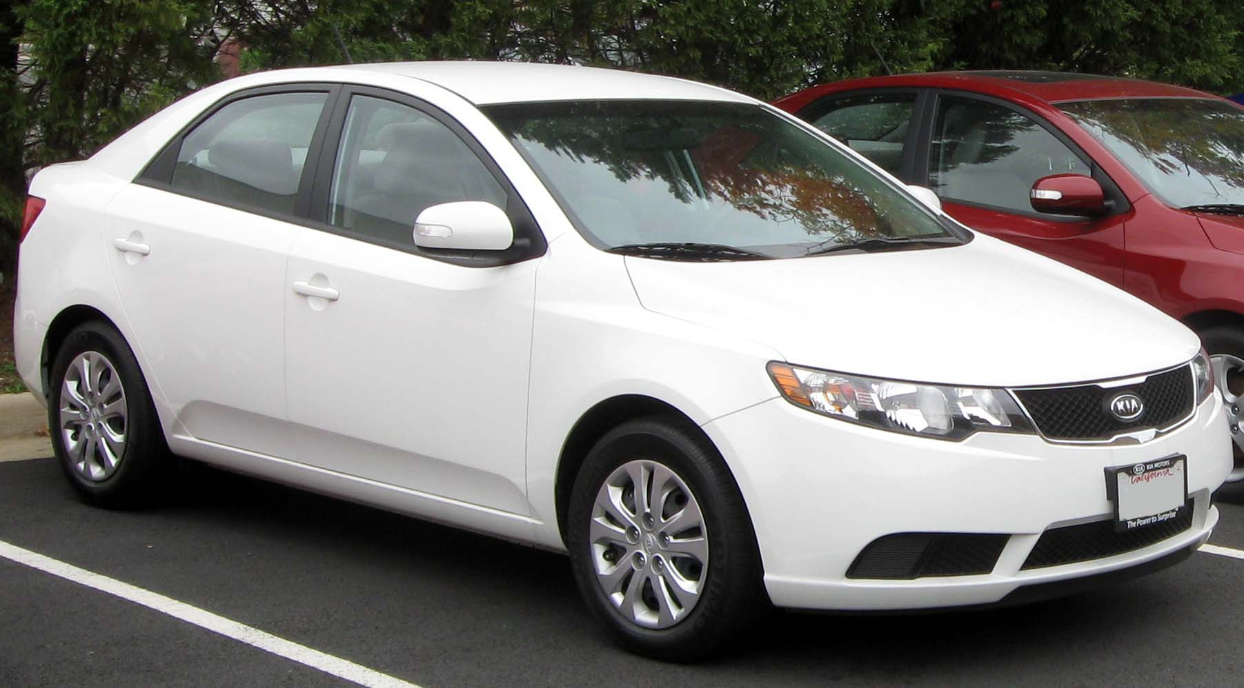 Kia Forte EX HD quality defination Wallpaper Gallery Free