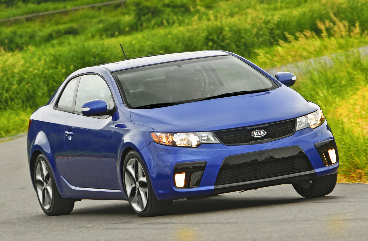 kia forte koup new cerato car photo gallery Wallpapers Desktop Download