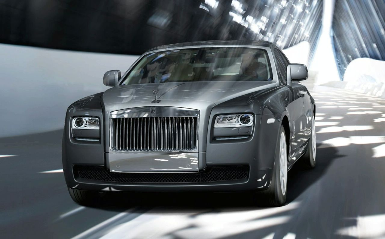 Rolls Royce Ghost Screensavers For Free