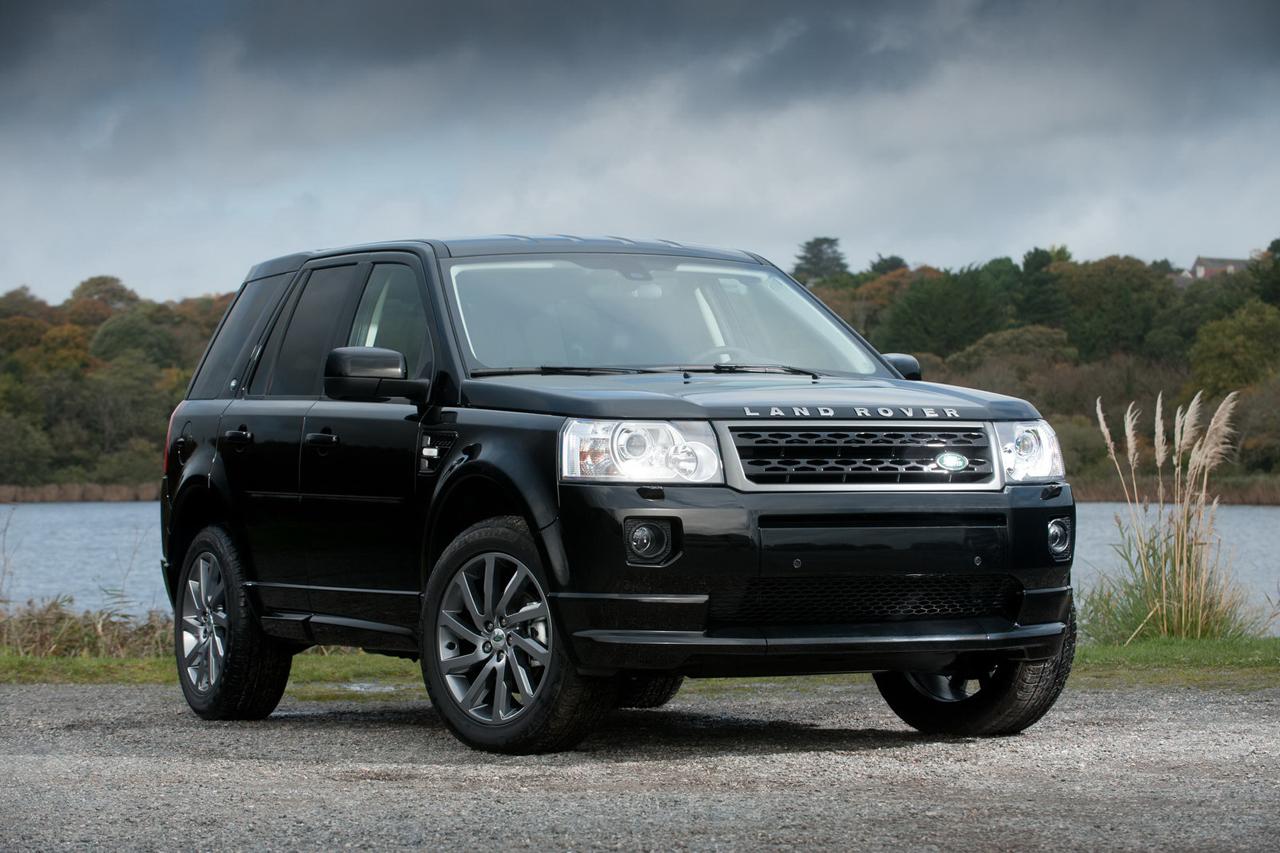 Land Rover Freelander celebrates its 250,000th Car Free Download Image Of