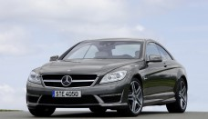 Mercedes-Benz CL 63 AMG Front Angle Wallpaper High Resolution Desktop Backgrounds