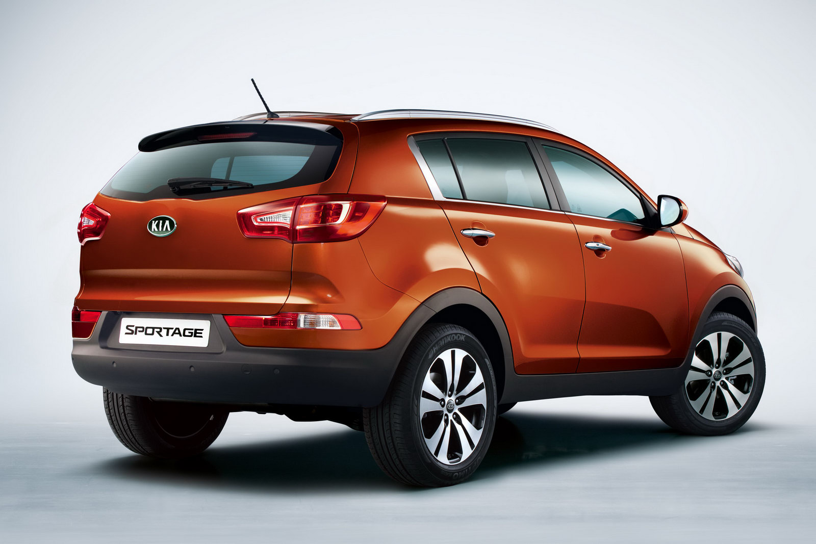 The 2011 Kia Sportage Has Been Revealed Wallpapers HD free
