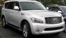 Infiniti QX56 Auto Show Wallpapers Download