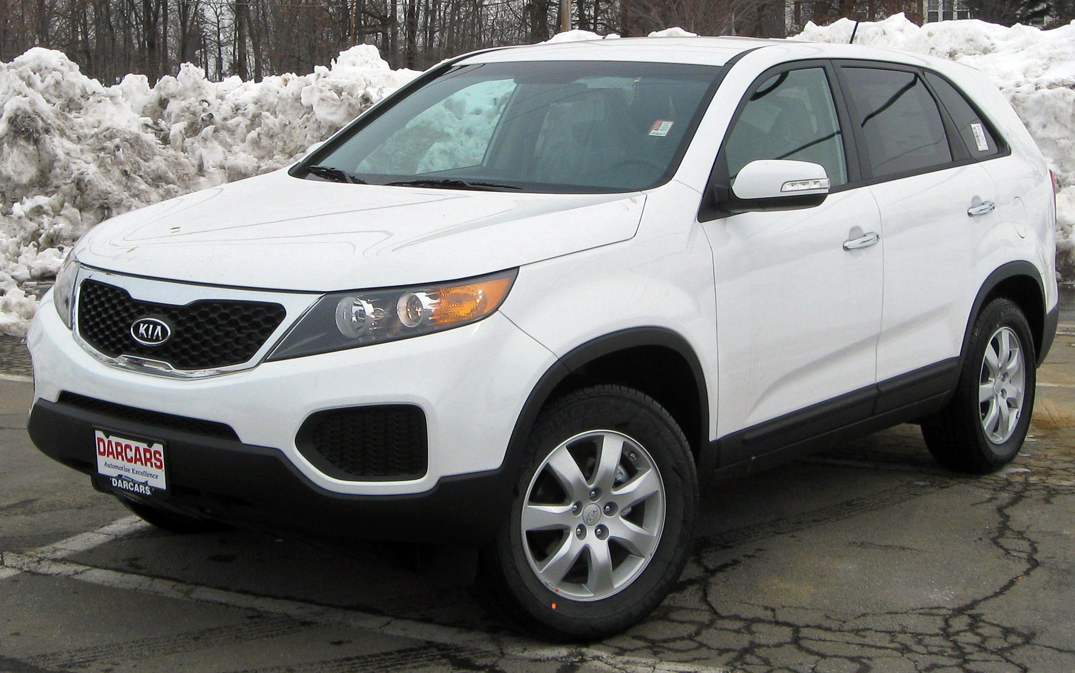 Kia Sorento LX 2 photo gallery Wallpapers Desktop Download