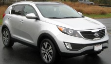 Kia Sportage EX Wallpapers HD free