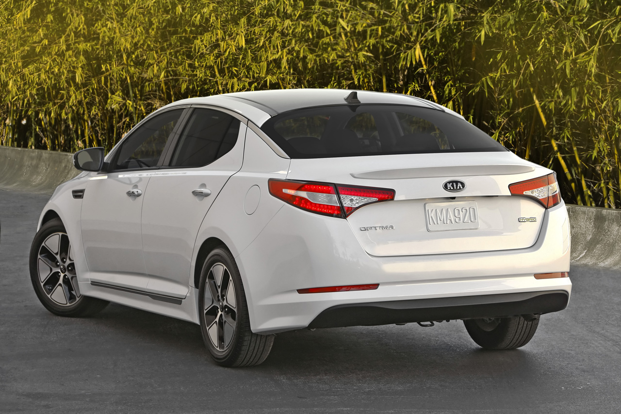 Kia Optima Hybrid Unveiled photo gallery Wallpapers Desktop Download