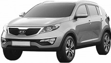 kia sportage euro rendering Free Download Image Of