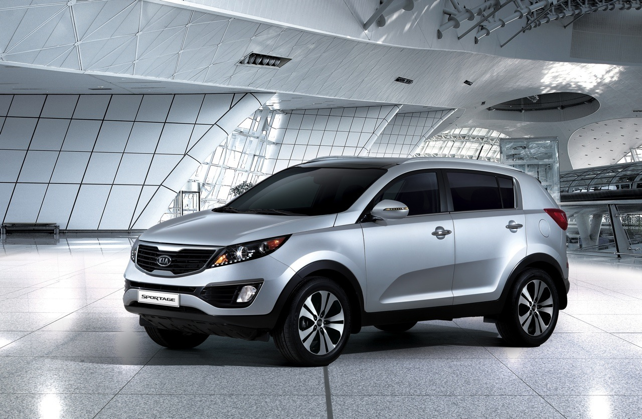 Kia sportage has been in the process of updating its exterior design language Wallpapers HD Wallpaper