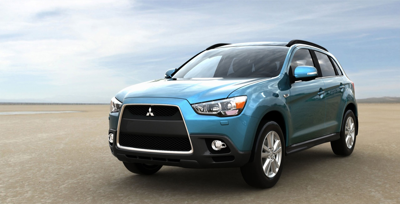 Mitsubishi ASX Crossover Premieres car images Wallpapers HD