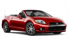 Mitsubishi Eclipse Spyder wide car images Wallpapers HD