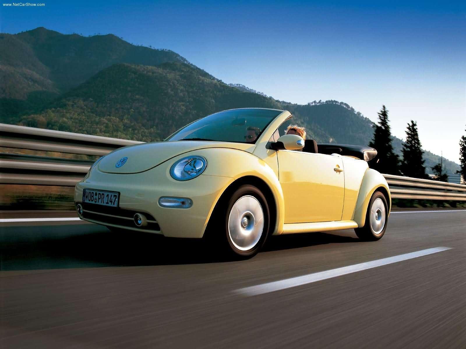 new volkswagen beetle Wallpapers HD