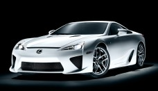 Lexus LFA silver photo gallery Free Download Image Of
