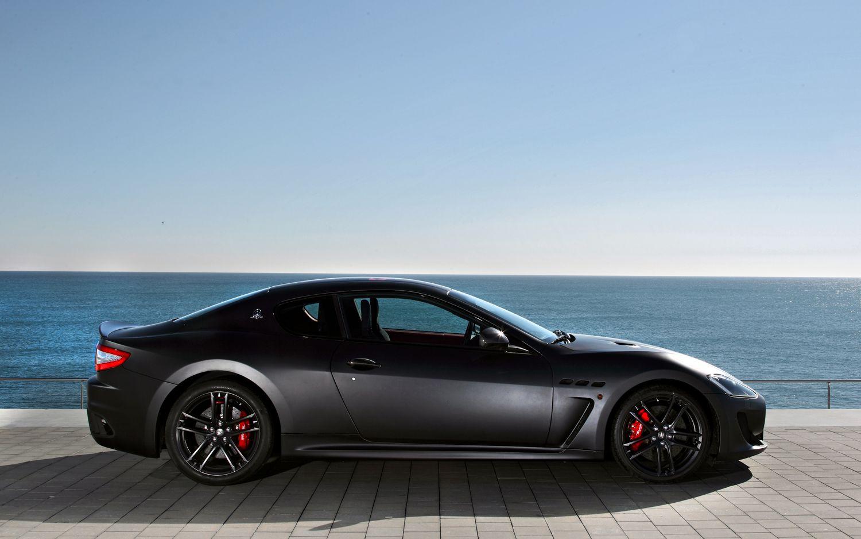Maserati GranTurismo racer Wallpapers Download